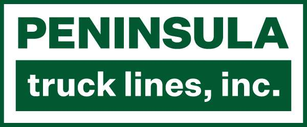 Peninsula Trucking logo